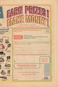 """Archie scan - """"Mad House 098 (Archie) (1975) (c2c) (CRX cbz"""