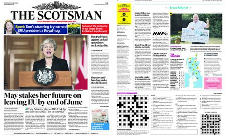 The Scotsman – March 21, 2019
