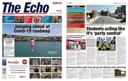 Evening Echo – June 01, 2020