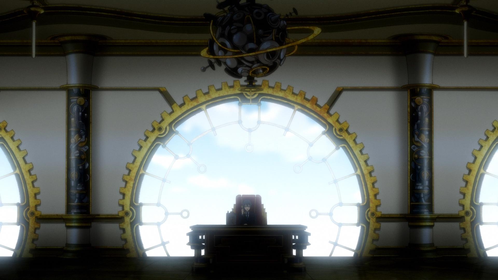 Clockwork Planet (2017)