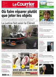 Le Courrier de l'Ouest Angers – 11 mars 2021