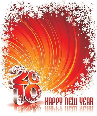 New Year 2010 Dreamstime