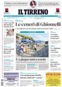 Il Tirreno Livorno - 9 Febbraio 2021