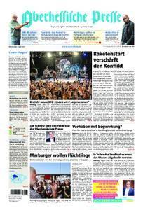 Oberhessische Presse Marburg/Ostkreis - 30. August 2017