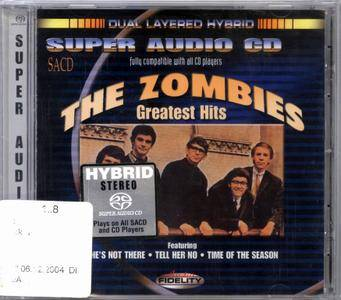 The Zombies - Greatest Hits (2002) {Hybrid SACD, Audio Fidelity AFZ 001}