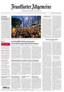 Frankfurter Allgemeine Zeitung F.A.Z. - 17. Juni 2019