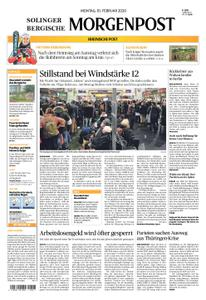 Solinger Morgenpost – 10. Februar 2020