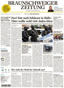 Braunschweiger Zeitung - Peiner Nachrichten - 10. Oktober 2019