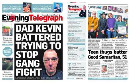 Evening Telegraph First Edition – November 08, 2018