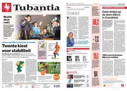 Tubantia - Enschede – 23 maart 2018