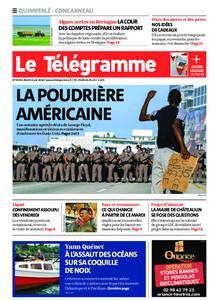 Le Télégramme Concarneau – 02 juin 2020