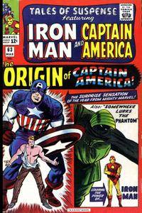 Tales of Suspense 063 Complete Marvel DVD Collection