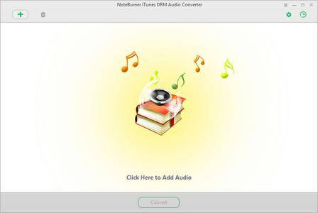 NoteBurner iTunes DRM Audio Converter for Windows 2.1.2