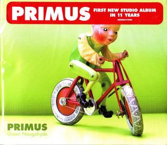 Primus - Green Naugahyde (2011) {Prawn Song/ATO}