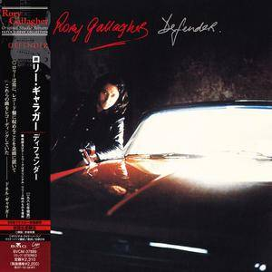 Rory Gallagher - Defender (1987) Japanese Remastered 1999, Reissue 2007 [Re-Up]