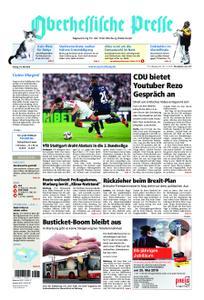 Oberhessische Presse Marburg/Ostkreis - 24. Mai 2019