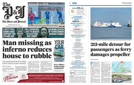 The Press and Journal Moray – May 05, 2021