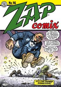 Zap Comix 016 2016 digital