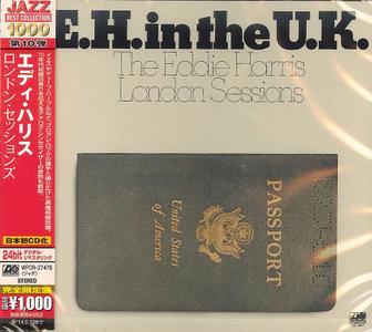 Eddie Harris - E.H. In The U.K. (1973) {2013 Japan Jazz Best Collection 1000 Series WPCR-27476}