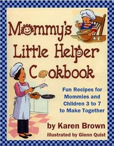 Mommys Little Helper Cookbook