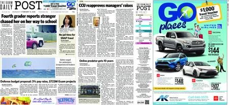 The Guam Daily Post – February 12, 2020