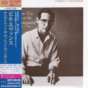 Bill Evans Trio - Sunday At The Village Vanguard (1961) [Japanese Limited SHM-SACD 2014] PS3 ISO + Hi-Res FLAC