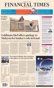 Financial Times Europe – 17 January 2019