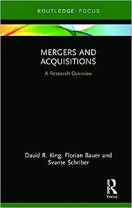 Mergers and Acquisitions: A Research Overview