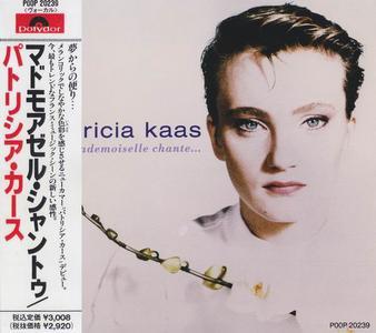 Patricia Kaas - Mademoiselle Chante... (1988) [Japanese Edition]