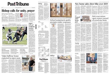 Post-Tribune – January 11, 2021