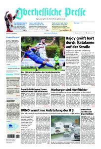 Oberhessische Presse Marburg/Ostkreis - 23. Oktober 2017