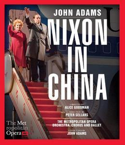 John Adams, The Metropolitan Opera Orchestra - Adams: Nixon in China (2012) [Blu-Ray]