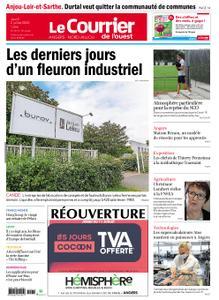 Le Courrier de l'Ouest Angers – 02 juillet 2020