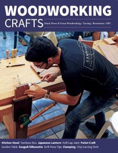 Woodworking Crafts - May-June 2020