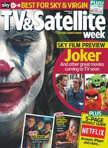 TV & Satellite Week - 04 April 2020