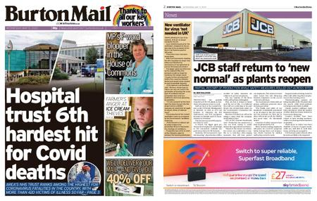 Burton Mail – May 13, 2020