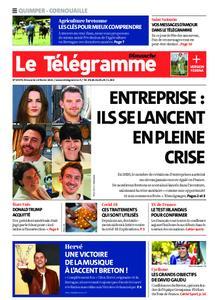 Le Télégramme Ouest Cornouaille – 14 février 2021