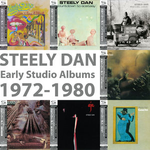 Steely Dan - Albums Collection 1972-1980 (7CD) Japanese SHM-CD, Remastered 2008 [Re-Up]
