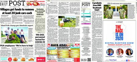 The Guam Daily Post – August 02, 2020