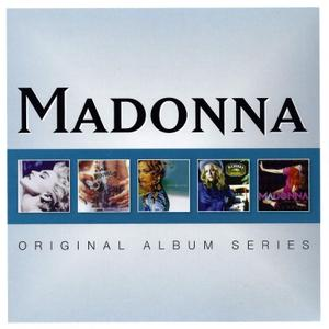 Madonna - Original Album Series: 1986-2005 [5CD Box Set] (2012)
