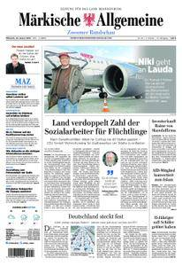 Märkische Allgemeine Zossener Rundschau - 24. Januar 2018