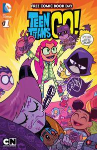 Teen Titans Go Scooby Doo Team Up Special Edition 001 2015 Digital Dr Greenthumb