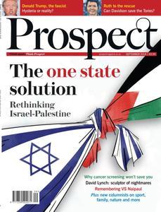 Prospect Magazine - September 2018