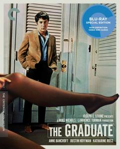 The Graduate (1967) + Extras [The Criterion Collection]
