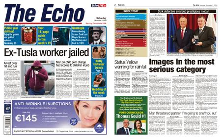 Evening Echo – November 02, 2019