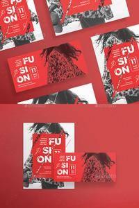 GR - Fusion Creative Flyers 20343813