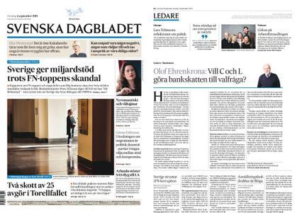 Svenska Dagbladet – 04 september 2019