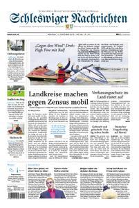 Schleswiger Nachrichten - 14. Oktober 2019