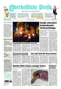 Oberhessische Presse Marburg/Ostkreis - 07. November 2017