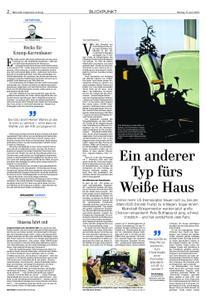Neue Oranienburger Zeitung - 15. April 2019